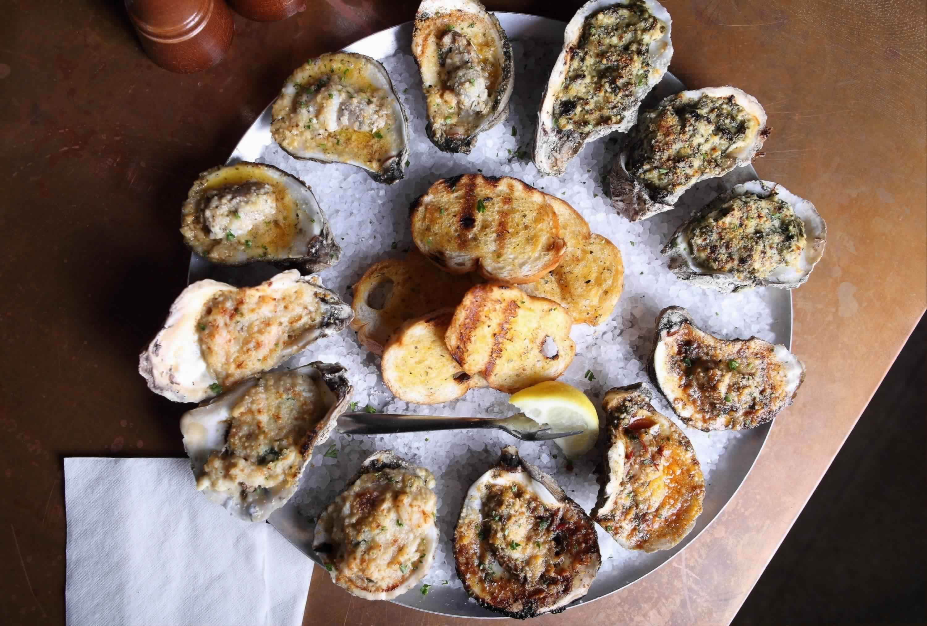 The Half Shell Oyster House Has Four Different Locations. Downtown  Gulfport, Downtown Biloxi And Hattiesburg Are Three Locations In  Mississippi, ...